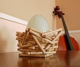 Nest table lamp