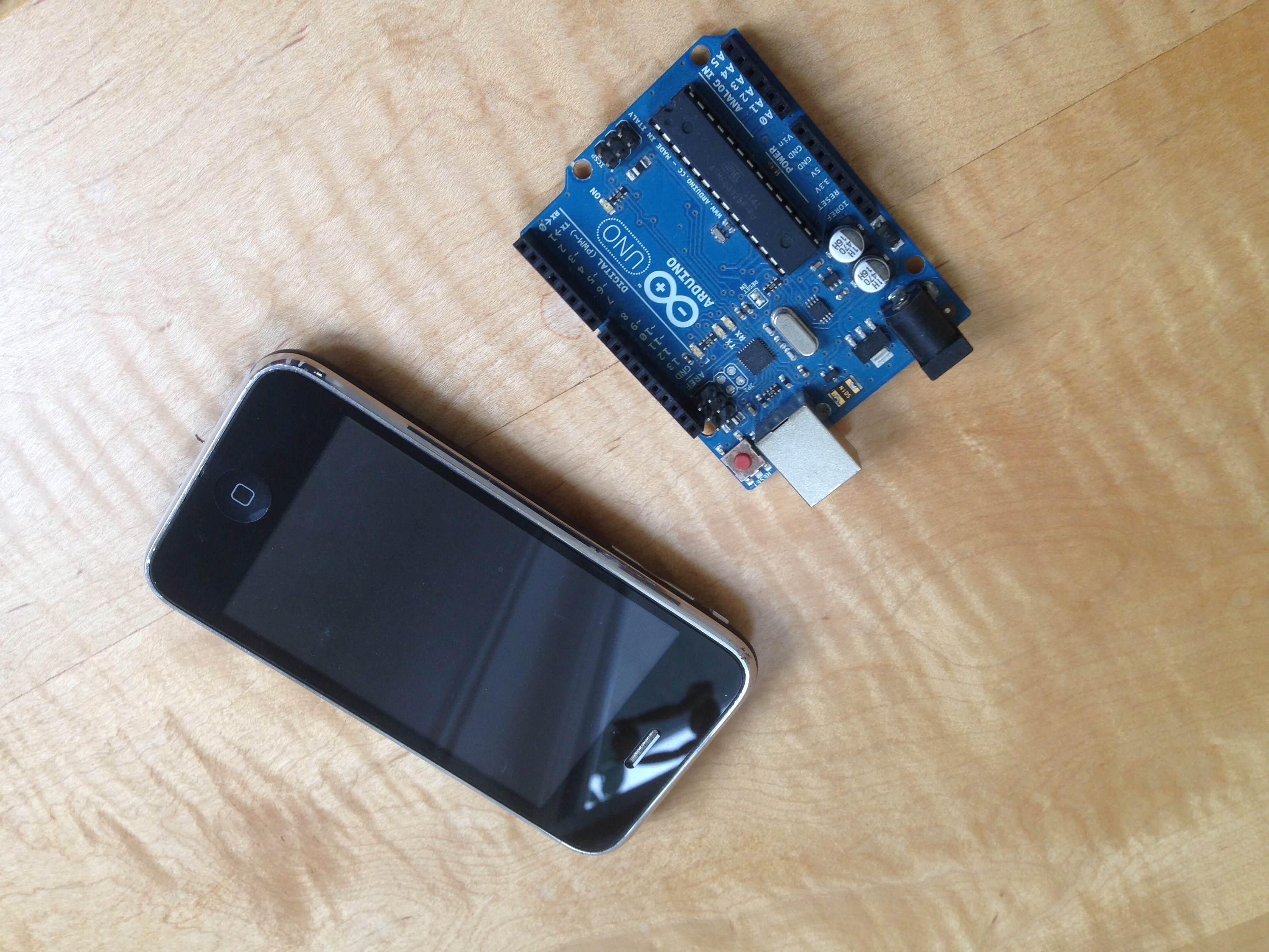 Picture of Control an Arduino With Your Phone