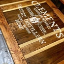 Whiskey Pallet Table