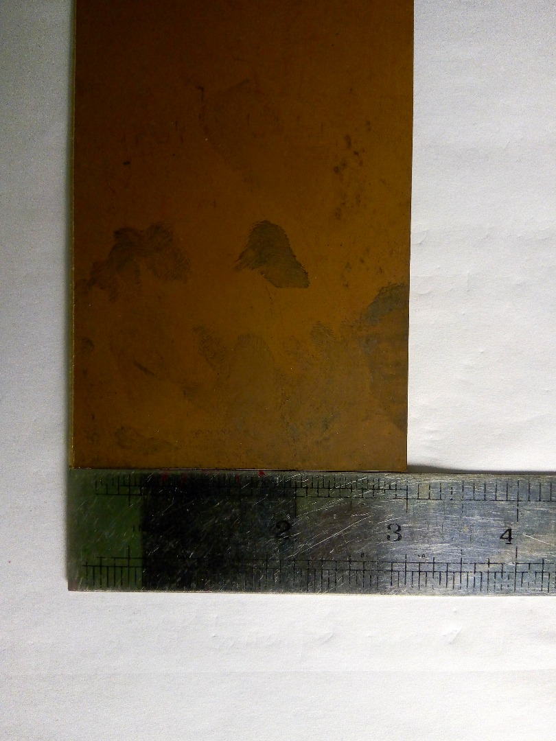 Picture of Make the PCB (Toner Transfer Method)