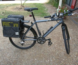 Ammo boxes for Panniers