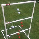 Build a Ladder Golf Game
