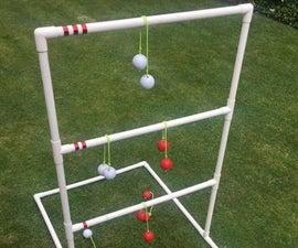 Build a Ladder Golf Game