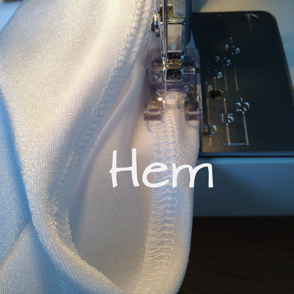 Picture of Elastic Waist and Hem