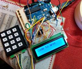 Arduino Laser Trip Wire