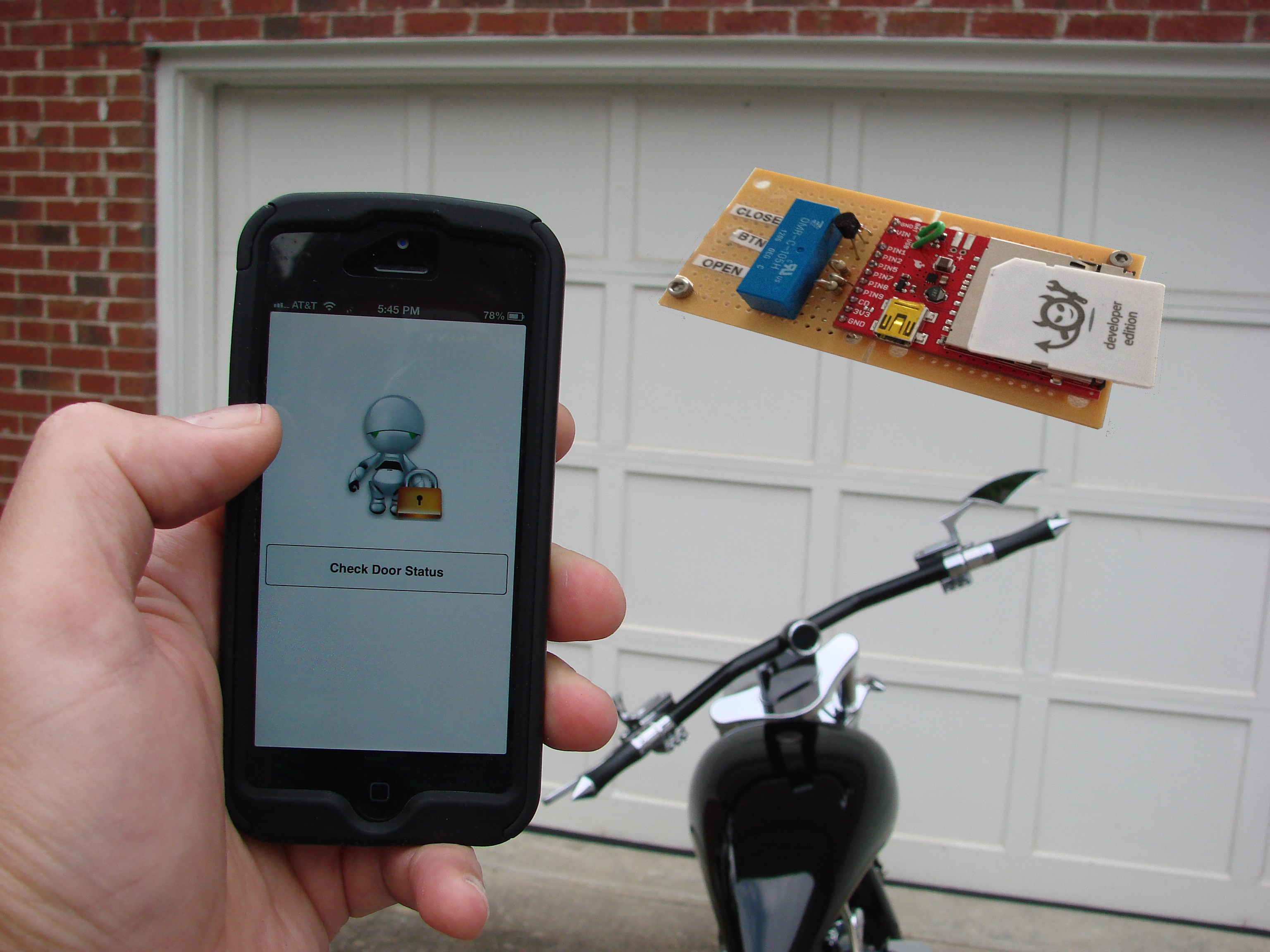 Electric Imp Garage Door Opener: 11 Steps (with Pictures)