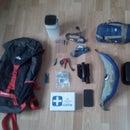 My 48h Bushcraft / Bivouac Backpack
