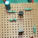 Water sensor circuit