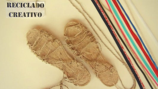 One Espadrille Sole - More Than 20 Different Sandals