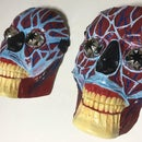They Live costumes: masks for glasses wearers, secret message shirts and sunglasses - no clay!