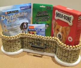 Gift Basket / Dog Toy Organizer