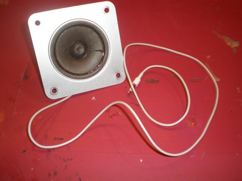 Picture of Speaker Setup