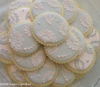 Simple Cut Out Sugar Cookies