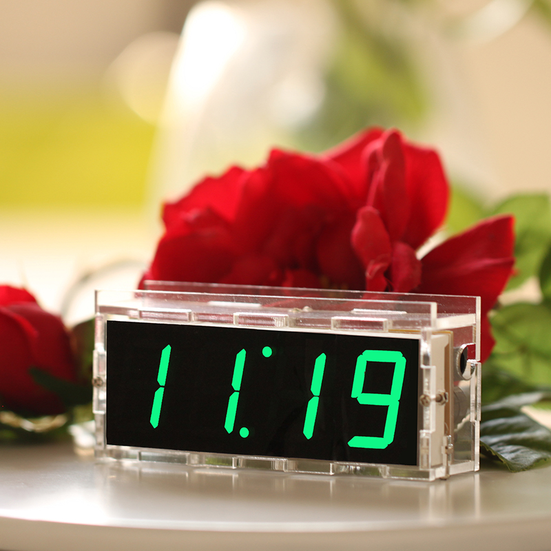 Picture of DIY Electronic Alarm Clock Kits