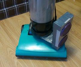Diy Dirt Cheap Hepa Filter for Your Vacuum !!