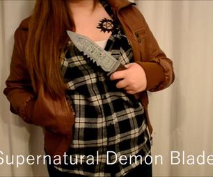 Demon Blade   Supernatural
