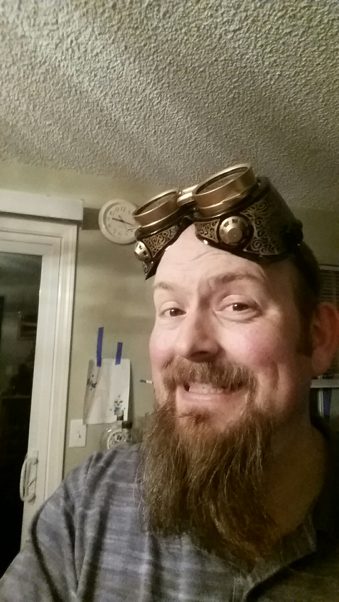Picture of Easy Steampunk Goggles