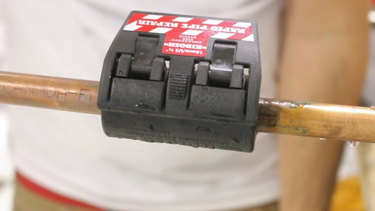 The KIBOSH Emergency Pipe Repair Clamp
