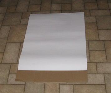 Length of Card Sheet