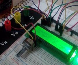 NTC temperature sensor with arduino