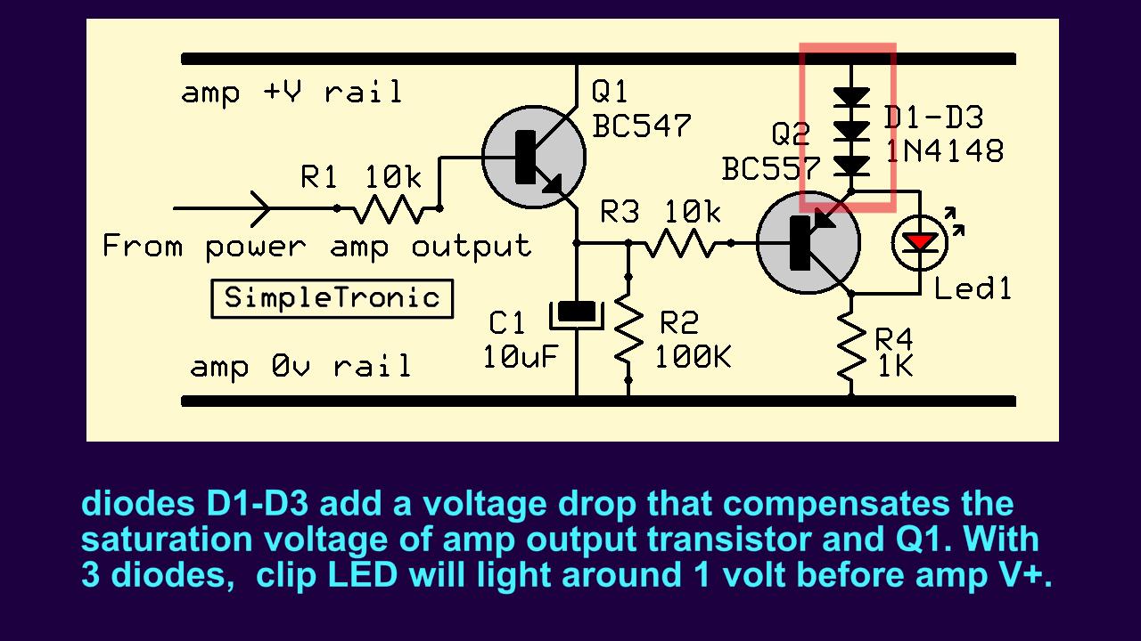 Picture of D1-D3 Voltage Drop