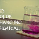 Chemical Reaction between Potassium Permanganate and Citric Acid