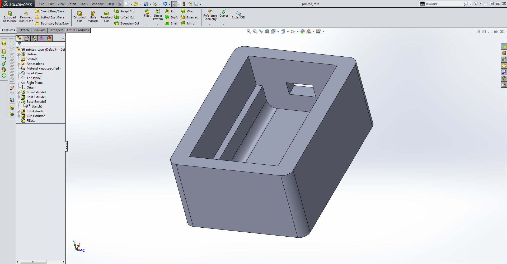 Picture of Designing the Case