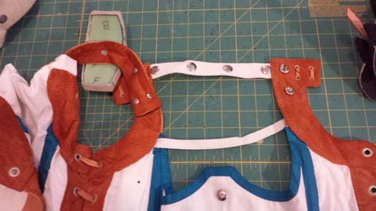 Torso Assembly and Rigging