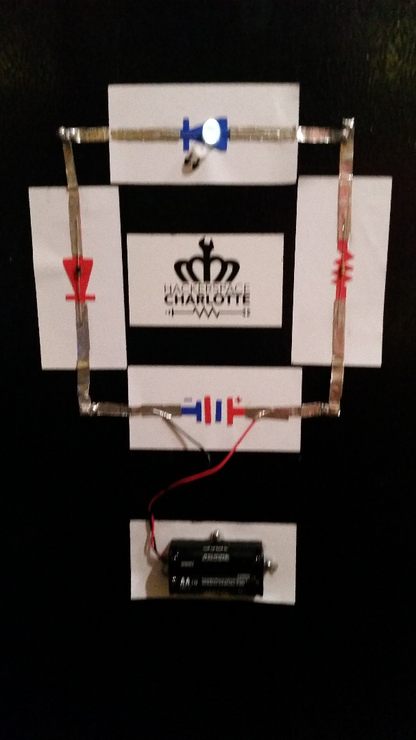 Picture of Magtronics @HackCharlotte