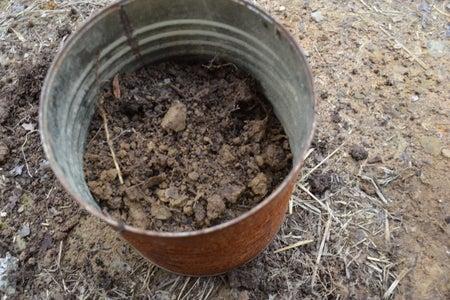 Mix in Potting Soil