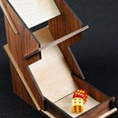 Flat-Pack Dice Tower