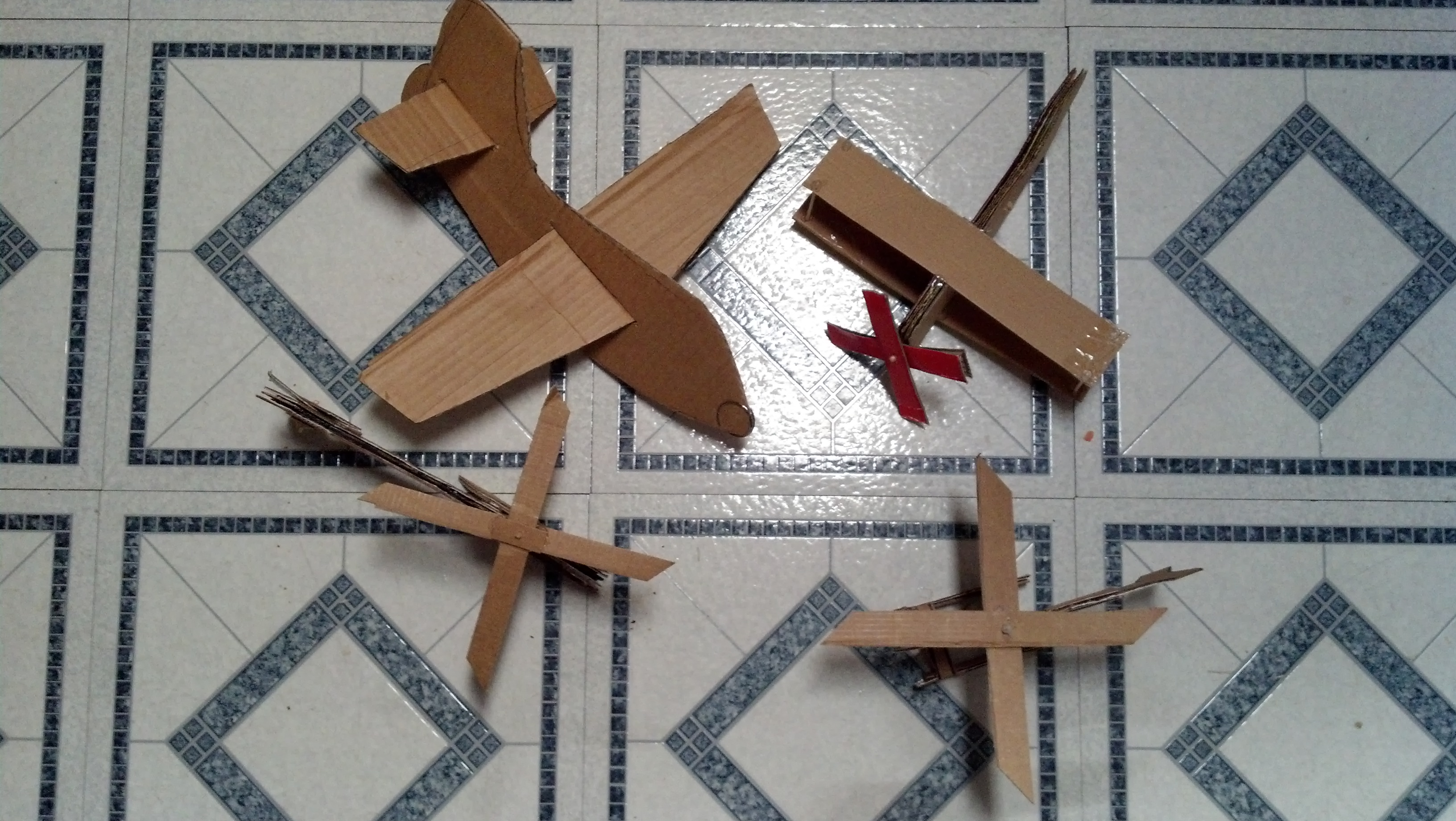 Picture of The Cardboard Air Force