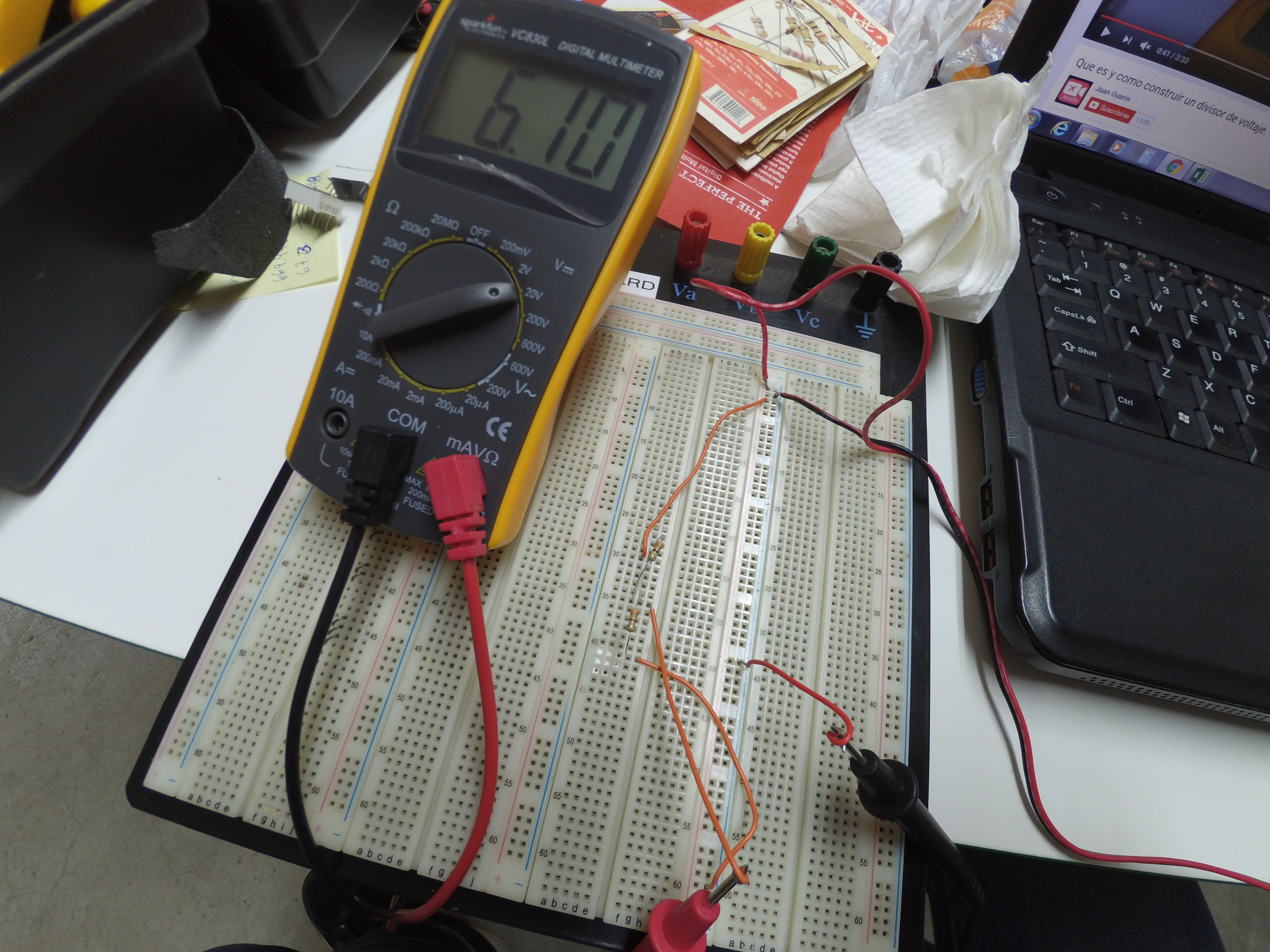 Picture of Resistors