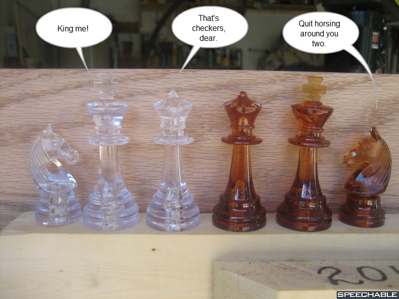 Picture of I BOUGHT a CHESS SET