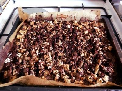 Making That Crunchy Crust...