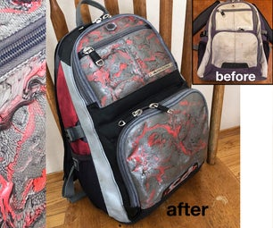 Backpack Resurrection: From Dead to Dope