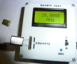 Quatz Tester