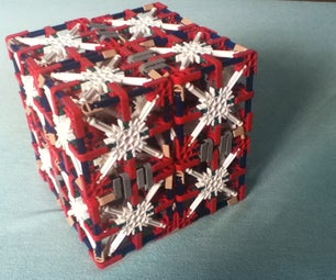 Knex Endless Folding Cube Instructions