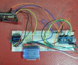 Arduino +  ESP Weather Box