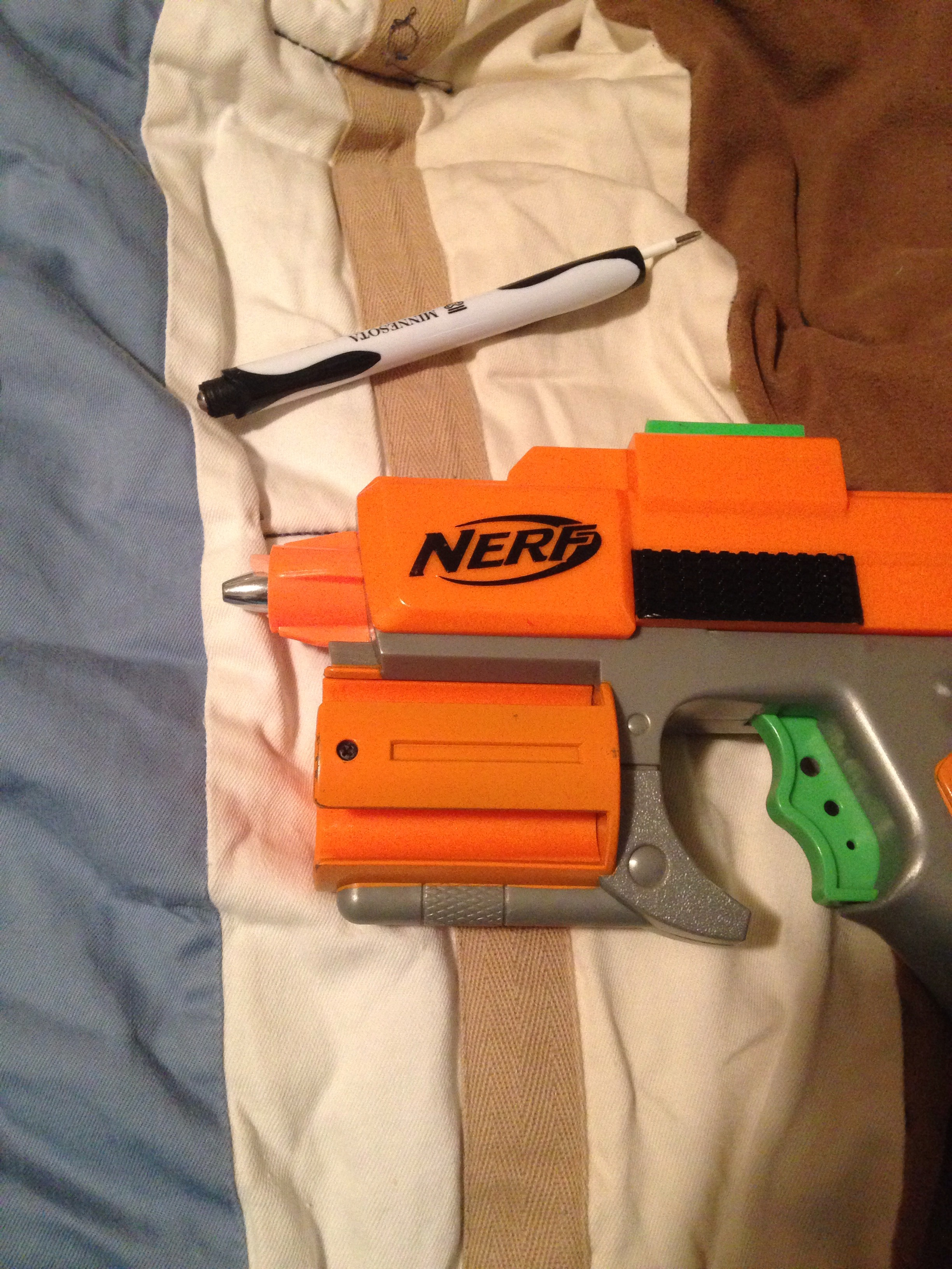 Picture of Real Nerf Bullet