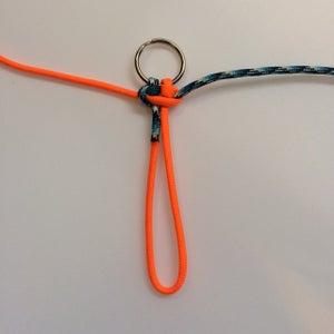 Paracord Keychain, 1
