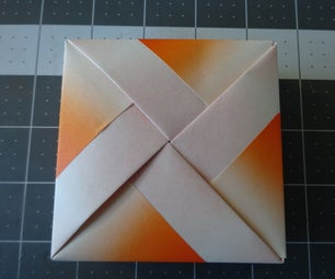 Origami Box With Lid