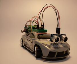 RC Car Arduino Controlled