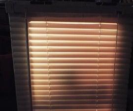 Faux Window Mood Light