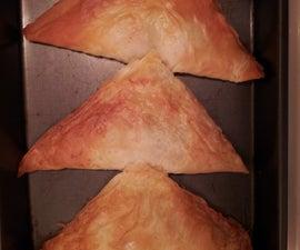 Tuna Filo Pastry