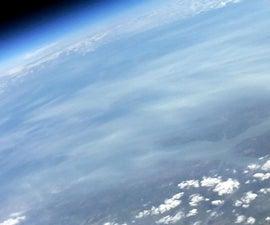 Simple Atmospheric Satellite