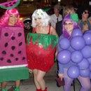 Glam Fruits