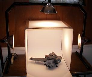 Light Frame (for Tekjocks Photography Light Box)