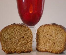 Steakhouse Bread Recipe