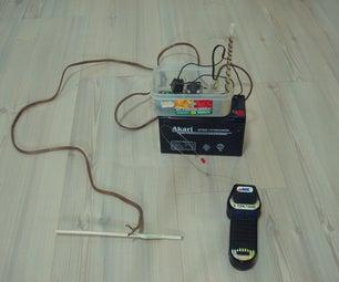 DIY RC Fireworks Ignition System